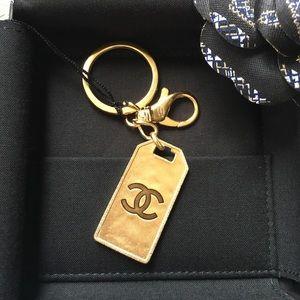 Authentic BNIB 20C CHANEL Keychain